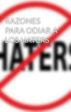 RAZONES PARA ODIAR A LOS HATERS by escuadron_anti_hater