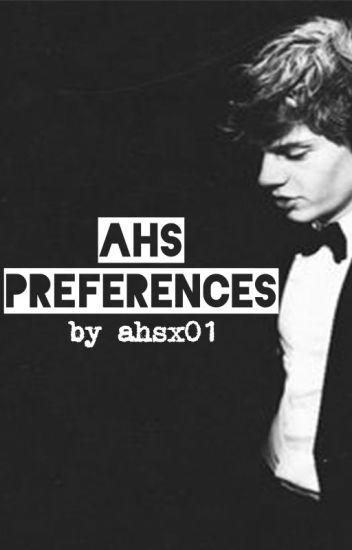 AHS Preferences