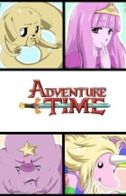 Que pasaria si hora de aventura fuera anime chau chau for Fuera de wattpad