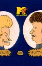 School Sucks: A Beavis And Butthead Fanfiction by StarChildBaby