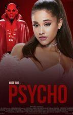 Psycho » jb & ag by Dayrek