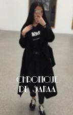 Chronique De Sanaa :  De Tess à Vie de Princesse. by MissA_213