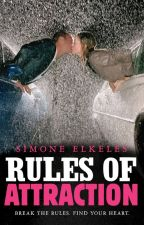 Rules Of Attraction (Simone Elkeles) by JDCallano