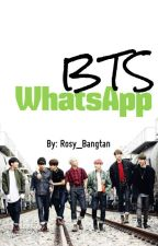 BTS WhatsApp by Rosy_Bangtan