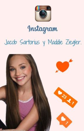 Instagram. || Jacob Sartorius y Maddie Ziegler||. by mnzieggg