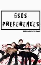 5SOS PREFERENCES by blameclifford