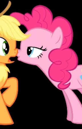 Apple Pie ((MLP Applejack X Pinkie Pie Fan Fic))