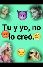 Tu Y Yo, No Lo Creó.(Rubius Y Tu)(Editando) by Panda_Kawii