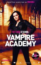 St. Vlad High (Vampire Academy AU) by Alysa0