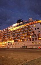 Cruise Ship Chaos  by adoseofnae