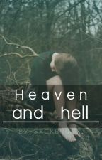 Heaven and hell by SxckBrucx