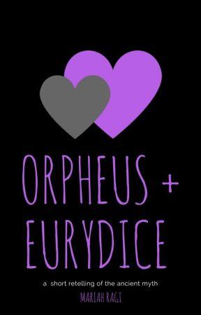 Orpheus + Eurydice by WaltTwitman