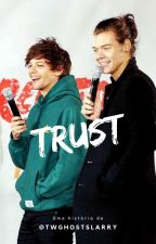 Trust// Larry Stylinson - Mpreg! by straightnoharry