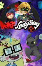 Imagenes De Miraculous Ladybug, Como Entrenar A Tu Dragon Y Mas by lukiquinteros
