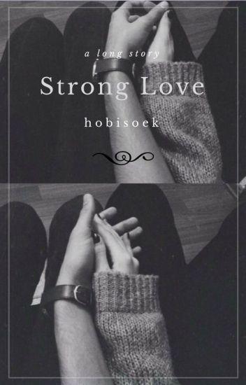Strong love || Carl Grimes ( Concluída )