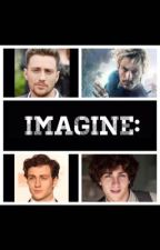 Aaron Taylor Johnson Imagines by Aidanturnerimagines