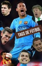 Tags de fútbol by tbhreus