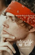 adorable as hell [ashton irwin au] by KarlaMonster