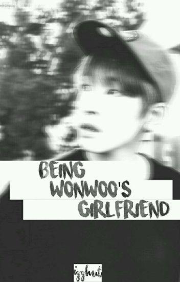 Being Wonwoo's Girlfriend