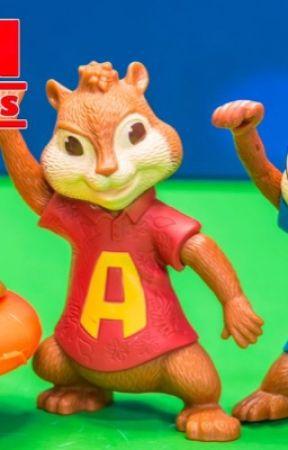 Alvin og gjengen homofil porno