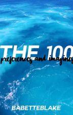 The 100 Preferences & Imagines by babetteblake