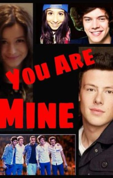 You are mine - Harry Styles  ✔