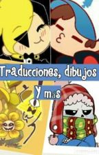 Traducciones ,Dibujos Y Más by Alela-Grora-7u7