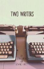 Two Writers by ohwellsadboy