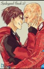 Spideypool (book 2) by bat_rayy