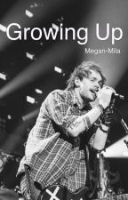 Growing Up | Third Book by Megan-Mila