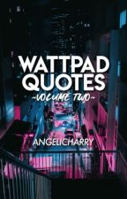 Interview with Wattpad Authors by angelicharry