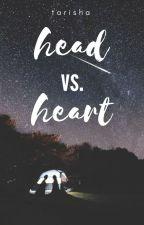 Head Vs. Heart by ajengalmiratarisha