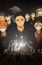 Haikyuu x reader  by Gotham_Girl77