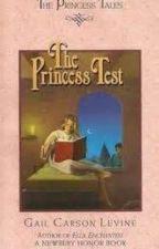 The Princess Test by ArmandoPoncianoMarti