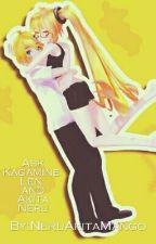 Ask Akita Neru And Kagamine Len by KagamineNeru_Mango