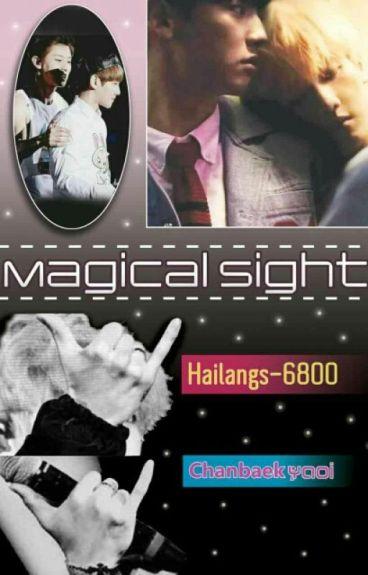 Magical Sight(CB YAOI)