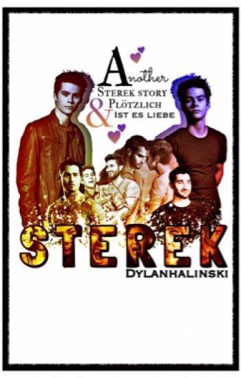 Sterek - Plötzlich ist es Liebe. - Another Teen Wolf Story -