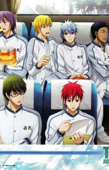 Be MINE, please!? (Kuroko no Basket Fanfiction X Reader-san)