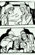 Truth Or Dare : Team Fortress 2 by BluZombieMedic
