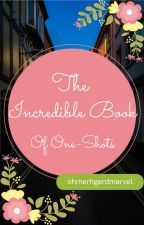 THE INCREDIBLE BOOK OF ONE-SHOTS by floralsandpanic