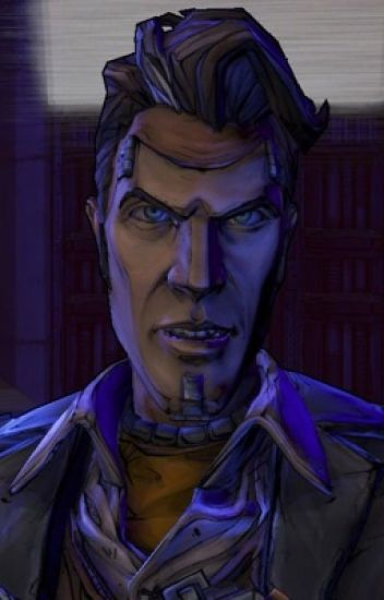 Stranger (Handsome Jack X OC)