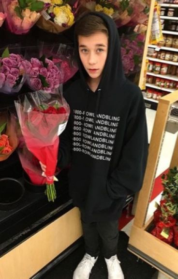 Just Another Love Story (Brandon Rowland Fanfic)