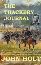 The Thackery Journal by JohnHolt1943
