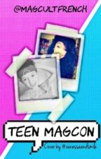 Teen Magcon  by magcultfrench