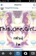 This One Girl (Mindless Behavior Love Story) by MerMaven