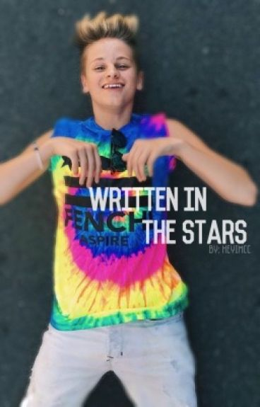 Written In The Stars (A Mark Thomas Fanfic)