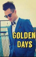 Golden Days | Brendon Urie by goodgoshuajoshua