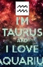 Taurus and Aquarius Imagines by Sailor__Jupiter