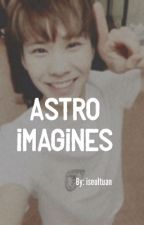 ASTRO imagines by softjaeun