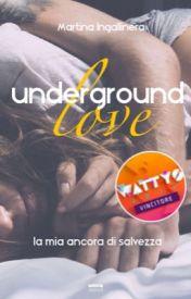 Underground Love ⁓ Harry Styles #Wattys2016 by Redlips92